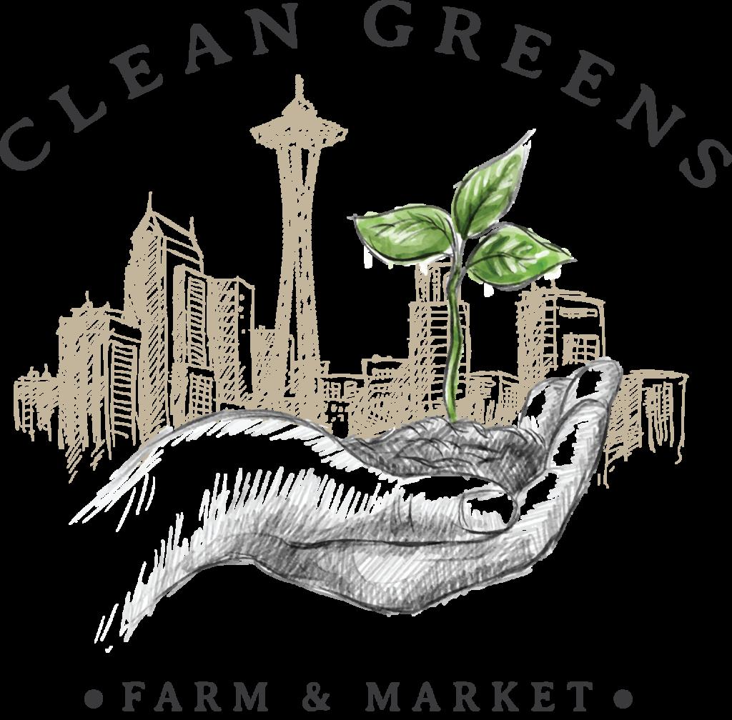 clean greens logo