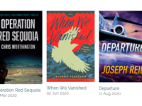 When We Vanished on NetGalley!