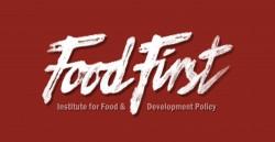 Food First Logo