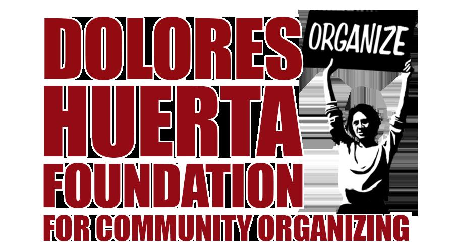 Dolores Huerta Foundation logo