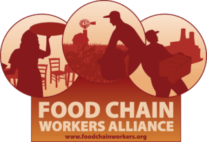 Food Chain Workers Alliance logo